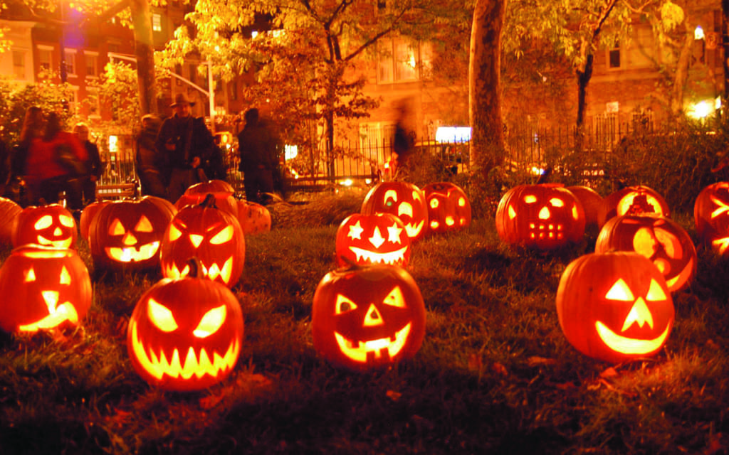 Halloween – a day of celebration and superstition...