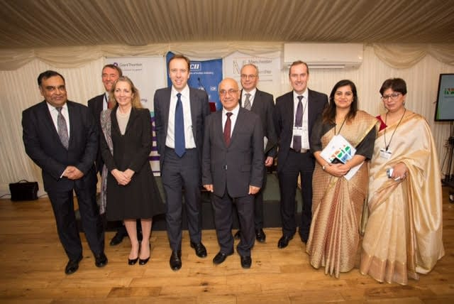 CII and Indo-British All Party Parliamentary Group organise a