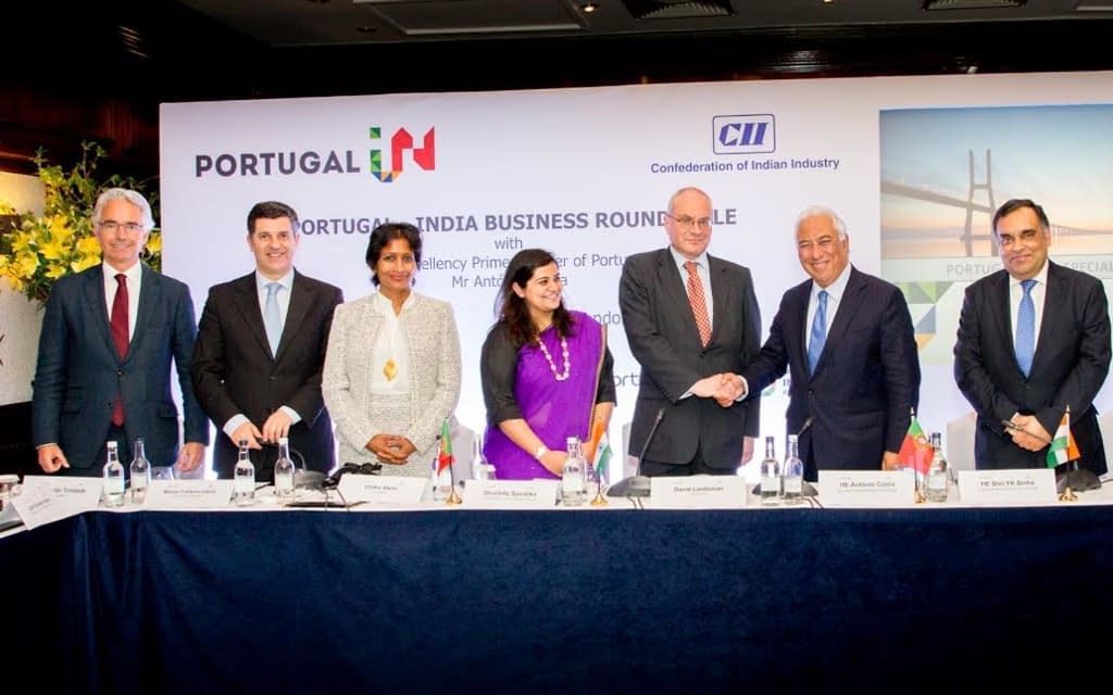 CII and Portugal organise the first of its kind Portugal-India