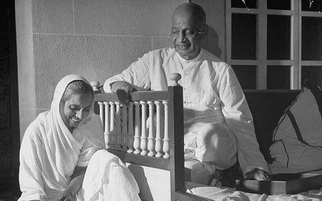 Sardar Vallabhbhai Patel's wedding