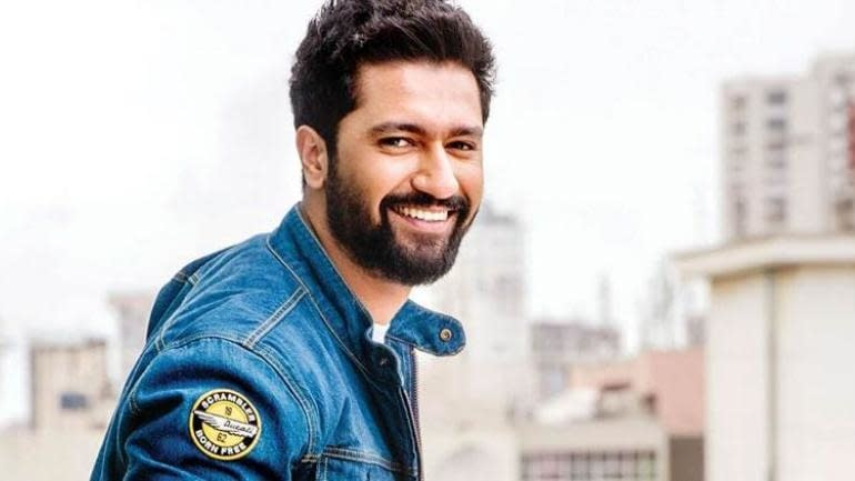 Vicky Kaushal reacts to drug-abuse accusations...