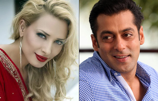 Looks like, from calling ex-girlfriend 'Katrina Kapoor' to almost confirming his relationship status with Iulia, it's Salman Khan who really stole the ... - graphics1