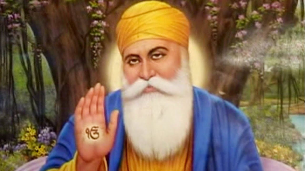 guru nanak the founder of self respecting sikhism