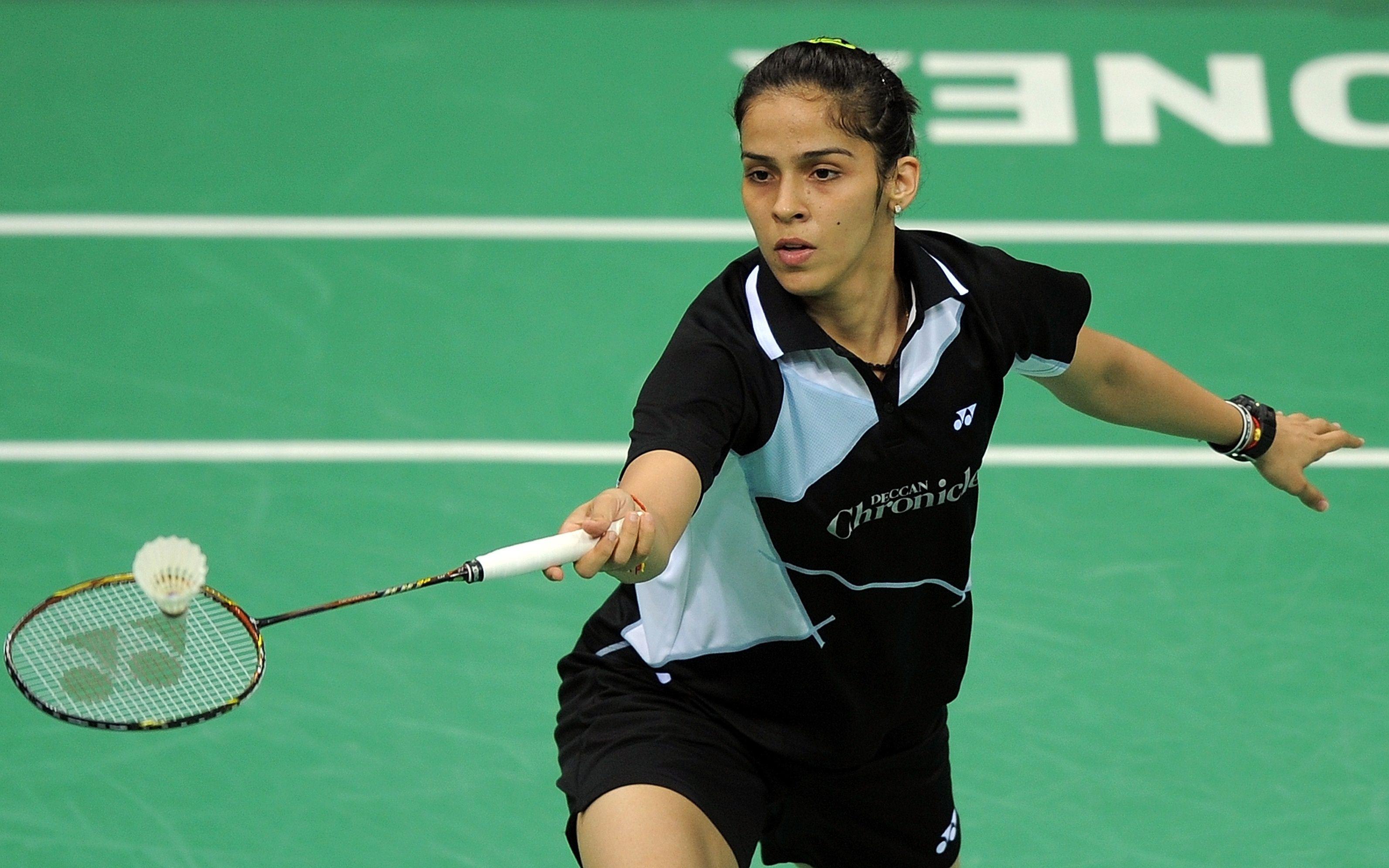 Saina Nehwal seeded fifth at Olympics