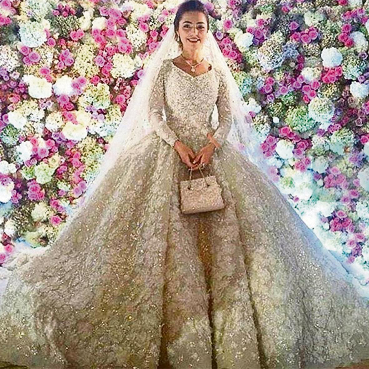 A Billion Dollar Wedding