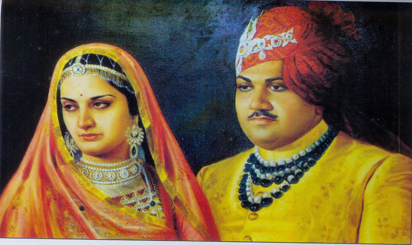 Maharaja Hanwant's Filmy Life and Death