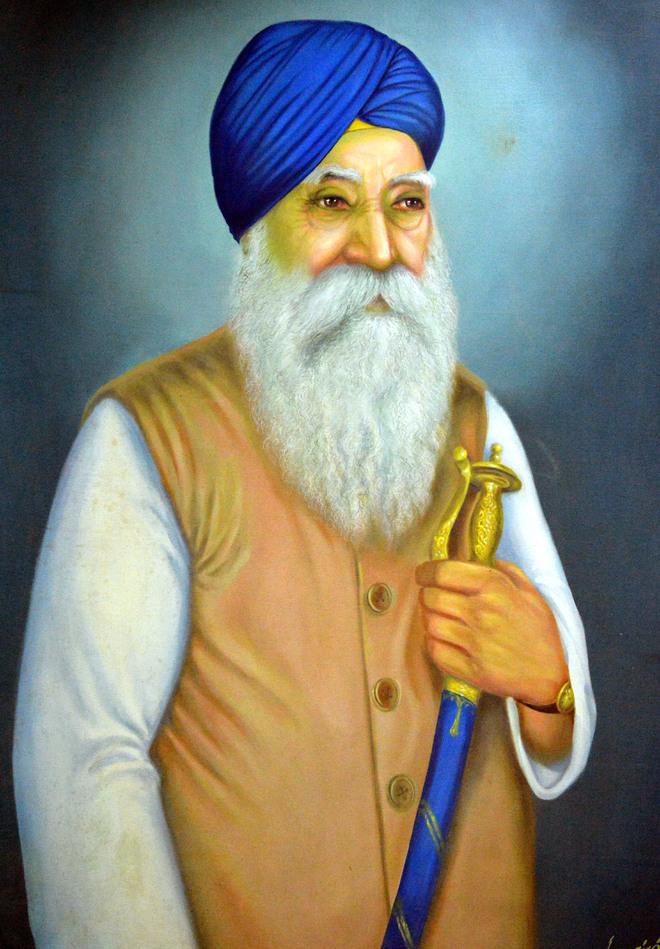 Master Tara Singh and Partition of Punjab