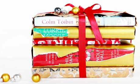 Image result for christmas presents and books