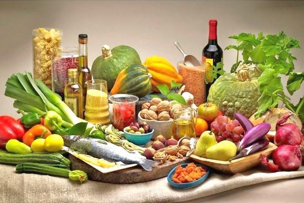 Asian mediterian diet